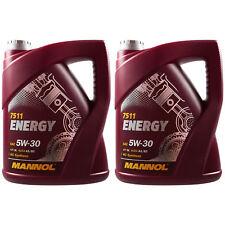 Mannol Energy 4 X 5 Liter 5w-30 Motoröl 5w30 API Sl/cf Öl