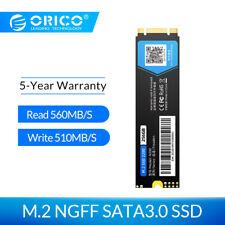 ORICO M.2 SATA SSD 128G/256G M2 NGFF SSD M.2 2280 mm Internal Solid Disks