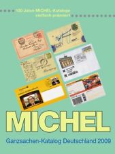 MICHEL CATALOGO INTERI POSTALI DELLA GERMANIA 2009