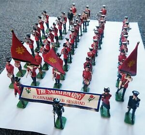 Ducal Traditional Military Figures - 'Original' Salvation Army Band