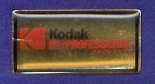 Old Kodak Professional Products Stylized Red K Logo Camera Film Media Pin z3