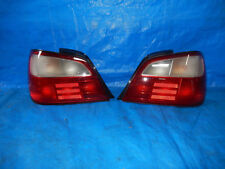 JDM Subaru Impreza WRX STi RS OEM Tail Lights Lamps Pair Sedan 4dr 2002-2003 #2