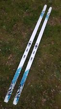 New listing Fischer 184cm cross-country xc-skis w/NNN T3 bindings, excellent condition.