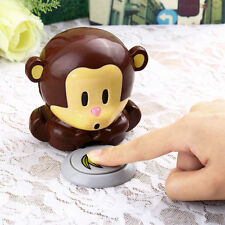 GIRLS KIDS MONKEY NAIL DRYER NOVELTY MANICURE HAND ART BLOWER VARNISH TOY 05316