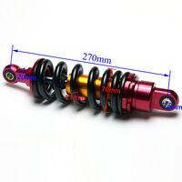 270mm Rear Shock Absorber Shocker Suspension for PIT QUAD DIRT BIKE ATV
