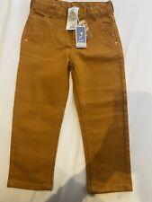 BNWT Jacadi Boys Mustard Jeans 36m
