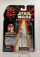 Star Wars Episode 1 Figure- Gasgano with Pit Droid
