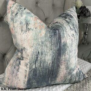 "Absolutely Beautiful John Lewis &Partners Fabric Fresco Pastel CUSHION COVER 20"""
