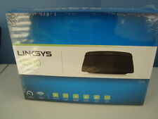 Brand New Linksys N300 E1200-NP WiFi Router, Up to N300 Mbps, Advanced Security