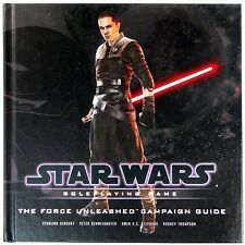 WOTC Star Wars Roleplaying Game - The Force Unleashed Campaign Guide (Hardcover)