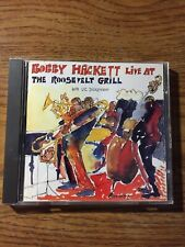 Bobby Hackett Live At The Roosevelt Grill With Vic Dickenson CD Tested Free Ship