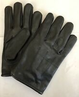 Men's GENUINE Leather winter driving MOTORCYCLE Gloves