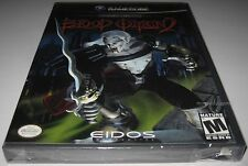 Blood Omen 2: Legacy of Kain  (Nintendo, GameCube ) .. Brand new!
