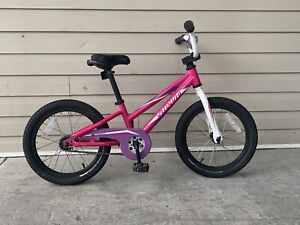 Girls Specialized Bicycle Hotrock 16 Inch Wheels Coaster Brakes Pink