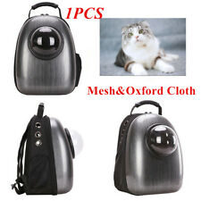 Oxford Astronaut Dog Pet Puppy Capsule Breathable Backpack Carrier Travel Bag