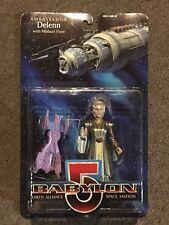 Babylon 5 - Ambassador Delenn - Action Figure w/Minbari Flyer