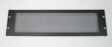 "19 Inch 3U - Vented Rack Panel 19"" Pro Audio"