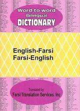 English-Farsi and Farsi-English Word-to-word Bilingual Dictionary, Farsi Transla