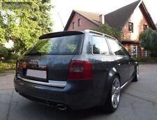 Audi A6 C5 4B 97-05 Avant Estate Rear Door Roof Spoiler RS6 S6 Wing TAILGATE s 6
