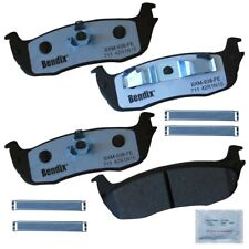 Disc Brake Pad Set-Limousine Rear Bendix MKD711FM