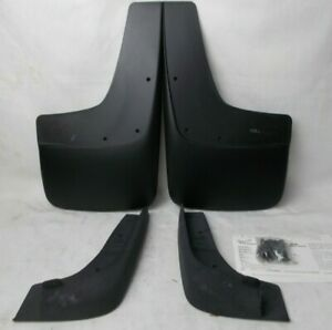 Splash Mud Guard Front Set Fits: Ford F-150 Front with Factory Lip Flares