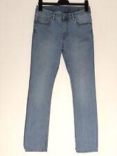 Girls 13-14 Yrs H&M Skinny Jeans UK Size 10 W28 L29 Faded Blue