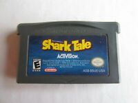 DreamWorks' Shark Tale (Nintendo Game Boy Advance, 2004) - Cartridge Only