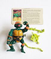 Playmates Toys Teenage Mutant Ninja Turtle Michaelangelo Action Figure VINTAGE