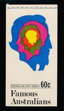 Australia Scott 454a & 455a 60c Fam.Australians Booklet