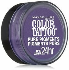 Maybelline Color Tattoo Pure Pigments Eye Shadow - Potent Purple 15