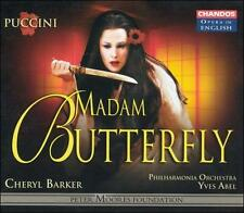 Puccini - Madam Butterfly / Cheryl Barker, PO, Yves Abel [in English], New Music