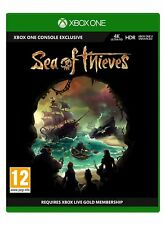 Microsoft Sea of Thieves Xbox One 1 Video Game 2018 4k Ultra HD HDR