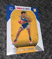 JAMES WISEMAN 2020-21 Panini NBA Hoops Rookie #205 First Rookie Card Warriors RC