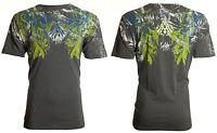 Archaic AFFLICTION Mens T-Shirt FABRICATE Tattoo Fight Biker MMA UFC L-4XL $40