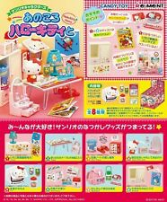 Re-Ment Sanrio With Hello Kitty at that time Figures Full set of 8