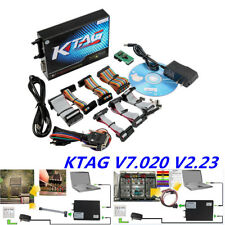 Professional V2.23 KTAG Car ECU Programming Tool Firmware V7.020 Unlimited Token