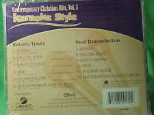Contemporary Christian~#3~Christian~Daywind~Karaoke Style ~ Call on Jesus ~ CD+G