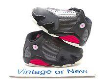 Girls Nike Air Jordan XIV 14 Hyper Pink Retro TD 2014 sz 7C