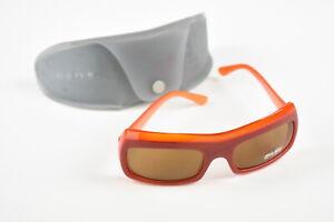 RRP€440 MIU SMU19E Rectangle 100% UV Protection Size 130 Sunglasses 17214_