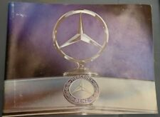 Mercedes Benz 1975 Full Model Range Brochure SL SE SEL SLC 280 450 230 240 300 D