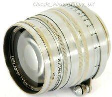 Taylor-Hobson Leitz XENON f=5cm 1:1.5 LEICA LTM Rangefinder Lens Made in 1936