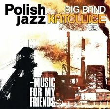LP BIG BAND KATOWICE Music for My Friends Polish Jazz vol. 52