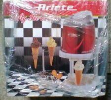 ARIETE 634 MACCHINA GELATO SOFTY ICE CREAM PARTY TIME