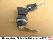JCB BACKHOE - GRILL LOCK WITH 2 KEYS (PART NO. 162/03434 & 701/45501)