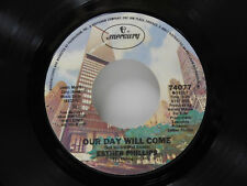 Esther Phillips 45 Mr. Melody bw Our Day Will Come   Mercury VG++
