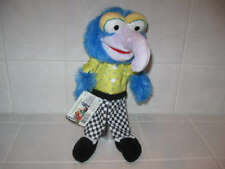 MUPPETS Hand Puppet GONZO Muppet Movie Disney 2012 NEW Card & Tag RARE