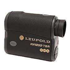 Leupold RX-1200i TBR/W with DNA Digital Laser Rangefinder - Black 170638