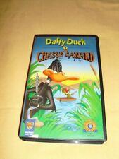 "Daffy Duck 7 ""La Chasse Au Canard"" VHS Dessin animé"