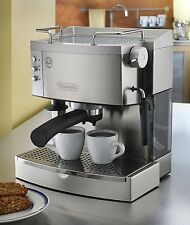 Automatic Espresso Cappuccino Coffee Machine Commercial Grade Cup