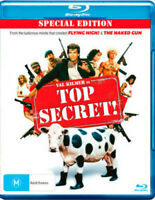 Top Secret! [New Blu-ray] Australia - Import